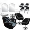 Обзавеждане на фризьорски салони