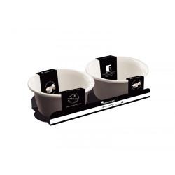 Керамични купи за печене 2 броя 11 см Masterpro Gravity+ - Чаши, Чинии, Продукти за Сервиране