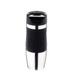 Термочаша Bergner 400мл черна - Чаши, Чинии, Продукти за Сервиране