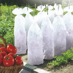 Tomatex Агрил за домати Nortene 17 gr./m2 0.6 x 10м. 110163 - Аксесоари за градина
