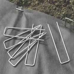 Fixsol 10pcs 17x3,5 cm Мулчиране Nortene 140503 - Аксесоари за градина
