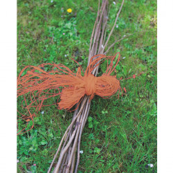 Natural  Raffia - 50gr Натурално Лико 147019 - Аксесоари за градина