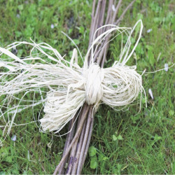 Natural Rafiia  50gr Натурално Лико Nortene 147021 - Аксесоари за градина