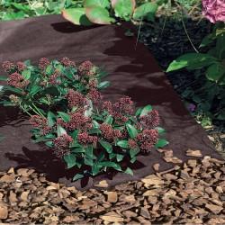 Geotex  50 g/m2 Тъкан за мулчиране Nortene 1.6 x 5 м. 2006245 - Аксесоари за градина