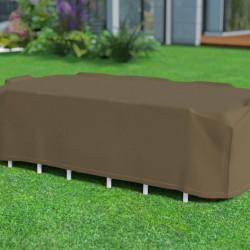 Covertop  Маса + Стол Nortene 325 х 205 Н 90 см. 2013600 - Градински комплекти