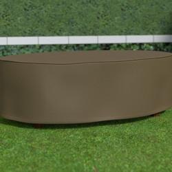 Covertop  маса + стол Nortene 230 х 130 Н 70 см. 2013601 - Градински комплекти
