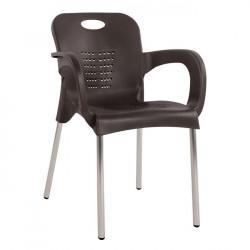 Стол полипропилен 2 Memo.bg - Градински столове
