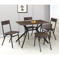 Метален сет Memo.bg модел Dreik - Комплекти маси и столове