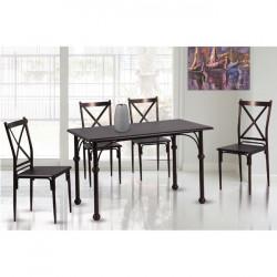 Метален сет Memo.bg модел Loreto - Комплекти маси и столове