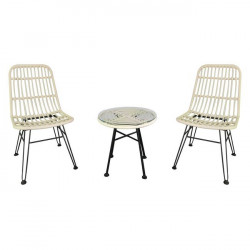 Сет - 2 стола и маса Memo.bg модел Salsa Aivyri - Градински комплекти