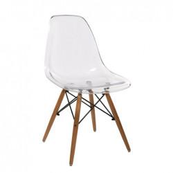 Прозрачен стол Memo.bg модел  Art uud -