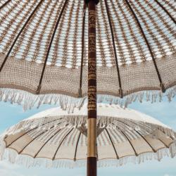 Чадър Соната Makrame F180 см - Двор и Градина