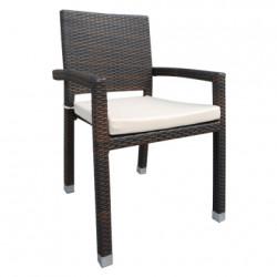 Възглавница за стол Memo.bg модел Korner - Градински столове