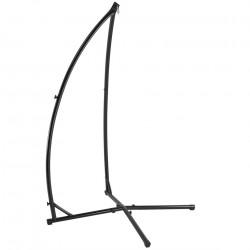 Желязна рамка за хамак , Черна, 205cm - Люлки и Хамаци