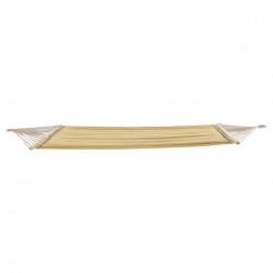 Хамак без метална рамка  , 210 x 150 cm, Бежов - Люлки и Хамаци
