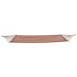 Хамак без метална рамка  , 210 x 150 cm, Пъстроцветен - Люлки и Хамаци