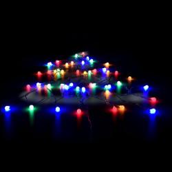 Коледна LED лента с лампички - цветна - 3,6W (с изпитан захранващ блок) - Sonata G