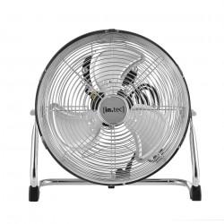 Вентилатор, Подов, ø30cm 55W, с 3 степени, Сребрист - Климатични електроуреди