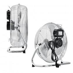 Вентилатор,70W, Сребрист, с 3 степени - Климатични електроуреди