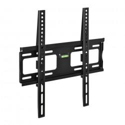 Стойка за телевизор или монитор за стена / Конзола,23 -55 инч, Черна - Стойки за TV и Плеъри