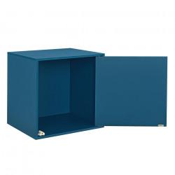 Комбинирани артикули - вратички за шкафове към модули за съхранение и стенен монтаж 42x42 см. - тюркоазено синьо - Sonata G
