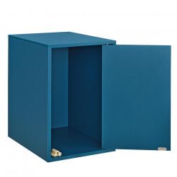 Комбинирани артикули - вратички за шкафове към модули за съхранение и стенен монтаж 27x42 см. - тюркоазено синьо - Sonata G