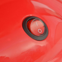 Sonata Машина за захарен памук, 480 W, червена - Малки домакински уреди