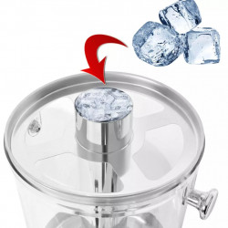 Sonata Диспенсър за сок от неръждаема стомана, 8 литра - Малки домакински уреди