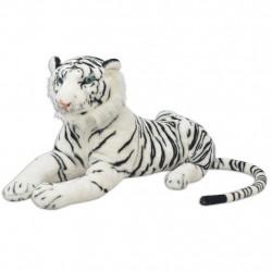 Sonata Плюшена детска играчка-тигър, бяла, XXL - Детски играчки