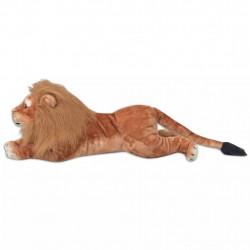 Sonata Плюшена детска играчка-лъв, кафява, XXL - Детски играчки