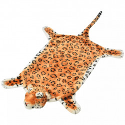 """Sonata Плюшен килим """"леопард"""", 139 см, кафяв - Килими, Мокети и Подложки"""