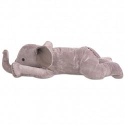 Sonata Плюшена играчка слон, XXL, 120 см - Детски играчки