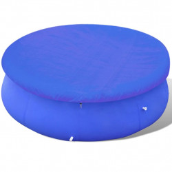 Sonata Покривало за басейн от PE, кръгла форма, 540 см, 90 г/м2 - Басейни и Спа