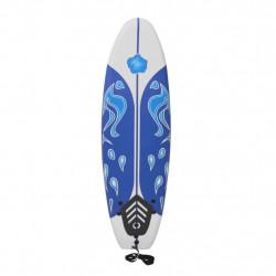 Sonata Дъска за сърф, синя, 170 см - Водни спортове