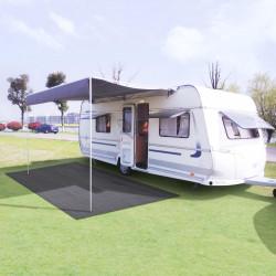 Sonata Килим за палатка, 250x500 см, антрацит - Палатки