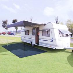 Sonata Килим за палатка, 250x400 см, син - Палатки