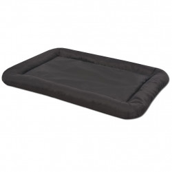 Sonata Кучешки матрак, размер L, черен - Домашни любимци
