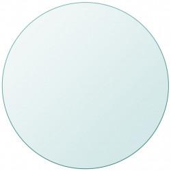 Sonata Темпериран стъклен плот за кръгла маса, 300 мм - Маси