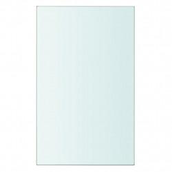 Sonata Плоча за рафт, прозрачно стъкло, 20 x 12 см - Sonata H