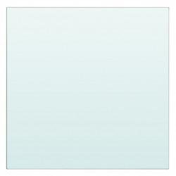 Sonata Плоча за рафт, прозрачно стъкло, 20 x 20 см - Sonata H