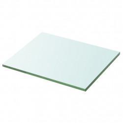 Sonata Плоча за рафт, прозрачно стъкло, 20 x 25 см - Етажерки