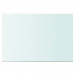 Sonata Плоча за рафт, прозрачно стъкло, 20 x 30 см - Етажерки
