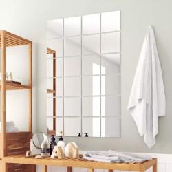 Sonata Огледални плочки, 24 бр, квадратно стъкло - Огледала