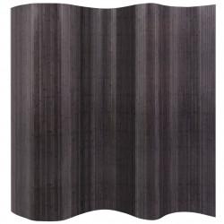 Sonata Разделител за стая от бамбук, сив, 250x195 cм - Аксесоари за Всекидневна