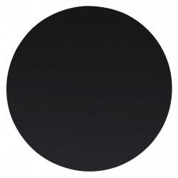 Sonata Темпериран стъклен плот за кръгла маса, 400 мм - Маси