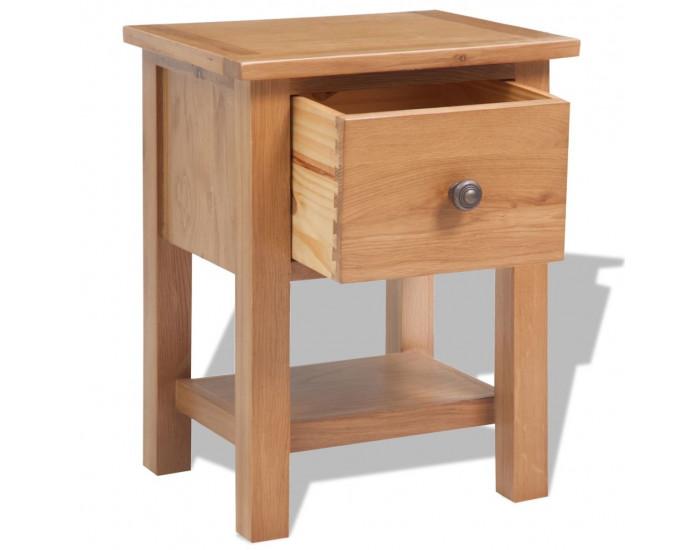 Sonata Комплект 5 бр мебели за дневна от твърда дъбова дървесина -