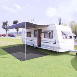 Sonata Килим за палатка, 250x200 см, антрацит - Палатки