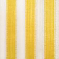 Sonata Външна ролетна щора, 100x140 см, жълто-бели ивици - Щори