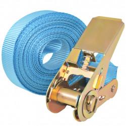 Sonata Укрепващ колан с тресчотка, 10 бр, 0,8 тона, 4мх25мм, син - Инструменти