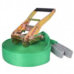 Sonata Слаклайн, 15 м х 50 мм, 150 кг зелен - Аксесоари